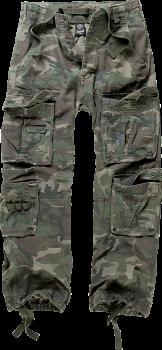 Brandit Pure Vintage Trouser woodland M