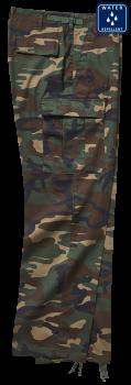 Brandit US Ranger Trousers woodland M