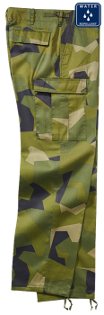 Brandit US Ranger Trousers swedisch camo M90 3XL