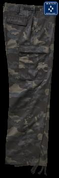 Brandit US Ranger Trousers darkcamo XL