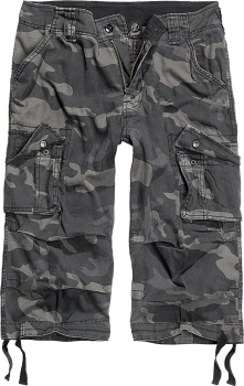 Brandit Urban Legend 3/4 Trouser darkcamo L