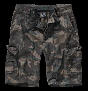 Brandit Ty Shorts darkcamo 5XL