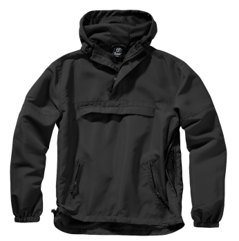 Brandit Summer Windbreaker black L