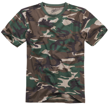 Brandit T-Shirt woodland 6XL