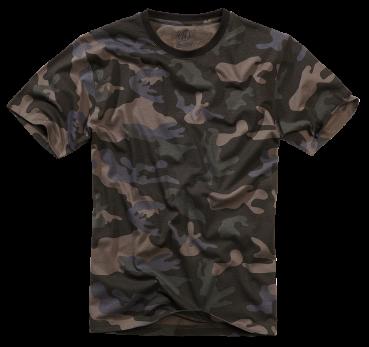 Brandit T-Shirt darkcamo XXL