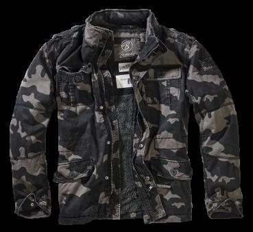 Brandit Britannia Winter Jacket darkcamo L