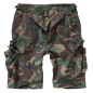 Preview: Brandit BDU Ripstop Shorts woodland 5XL