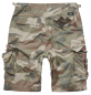 Preview: Brandit BDU Ripstop Shorts light woodland L