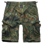 Preview: Brandit BDU Ripstop Shorts flecktarn 7XL