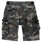 Preview: Brandit BDU Ripstop Shorts darkcamo 5XL