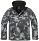 Preview: Brandit Windbreaker night camo digital S