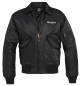 Preview: Brandit Security CWU Jacke black 4XL