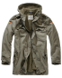 Preview: Brandit BW Parka Flag olive 64 / 7XL