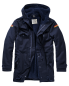 Preview: Brandit BW Parka Flag navy 50 / L