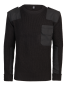 Mobile Preview: Brandit BW Pullover black XXL / 56-58