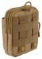 Preview: Brandit Molle Pouch Functional camel