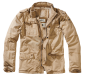 Preview: Brandit Britannia Winter Jacket camel 3XL