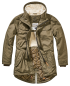 Preview: Brandit Marsh Lake Teddyparka MEN olive 4XL