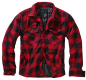 Preview: Brandit Lumberjacket red/black XL