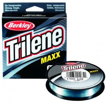 *Berkley Trilene Maxx 300M Transparent 0,14Mm / 2,1 Kg
