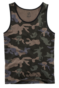 Brandit Tank Top darkcamo 5XL