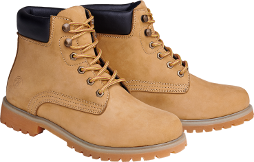 Brandit Kenyon Leatherboot camel 42