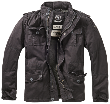 Brandit Britannia Winter Jacket black M