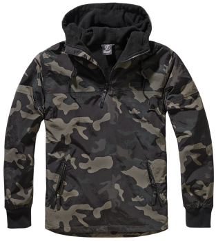 Brandit Luke windbreaker  darkcamo XL