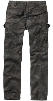 Brandit Adven Trouser slim fit MEN darkcamo XXL