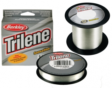 Berkley Trilene Sensation 300m Transparent 0,22mm / 4,6Kg