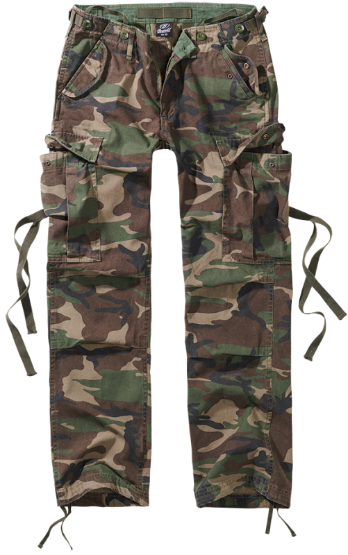 Brandit M65 Ladies Trouser woodland 33