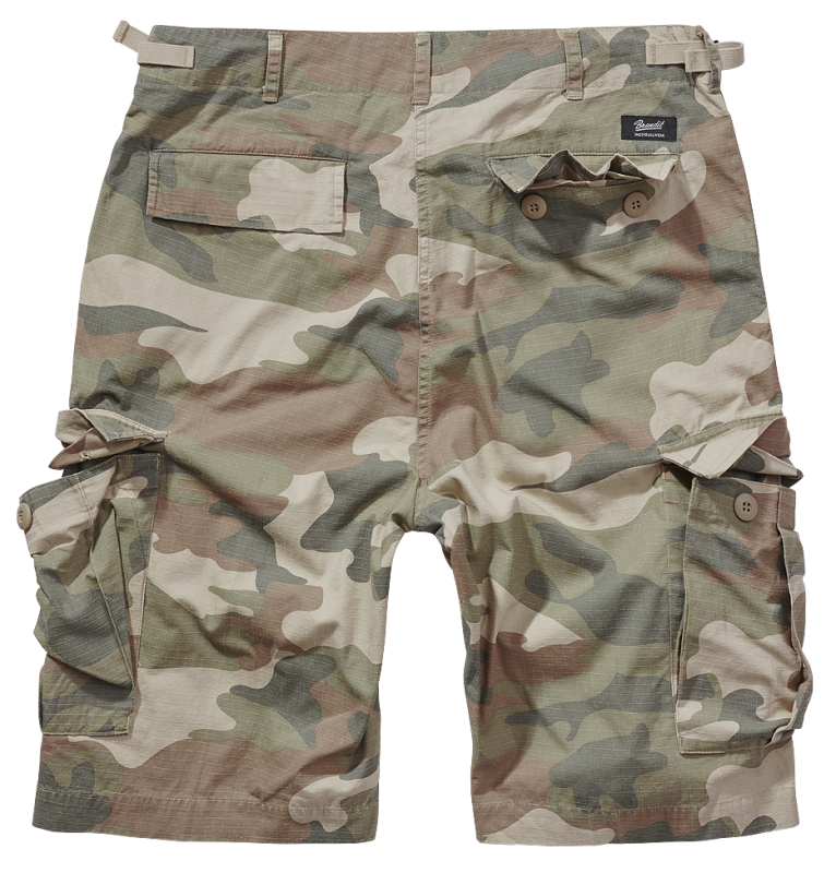 Brandit BDU Ripstop Shorts light woodland L