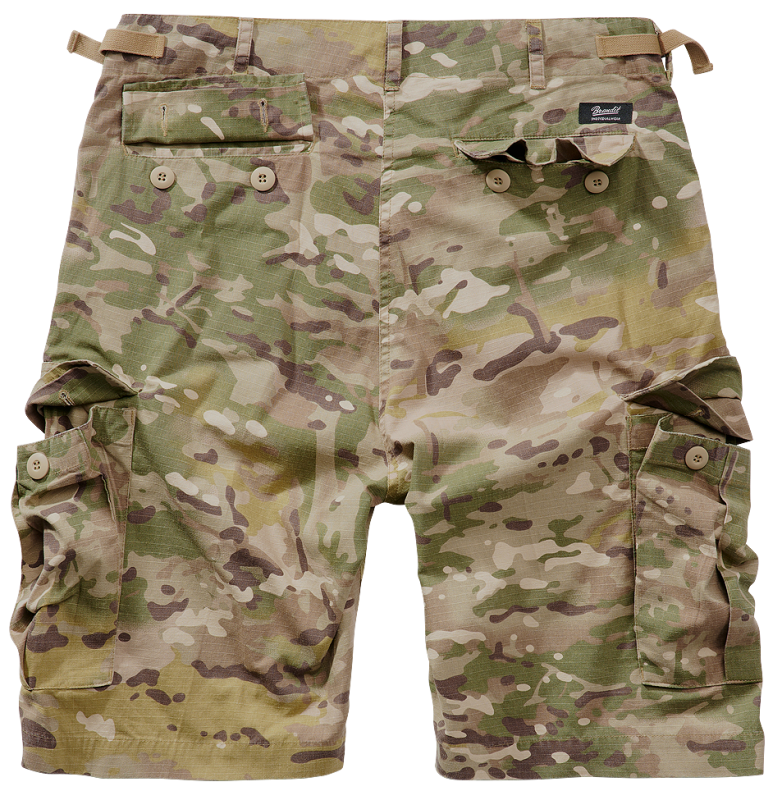 Brandit BDU Ripstop Shorts tactical camo 6XL