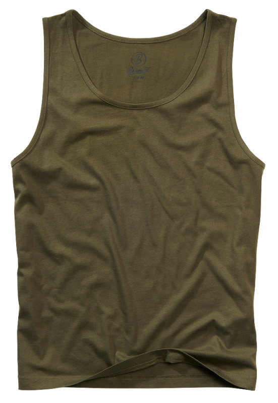 Brandit Tank Top olive XL