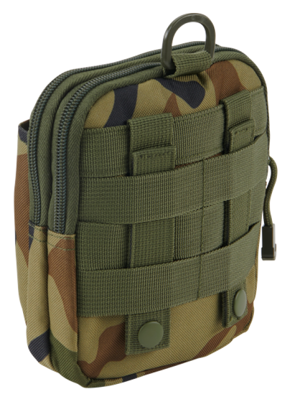 Brandit Molle Pouch Functional woodland