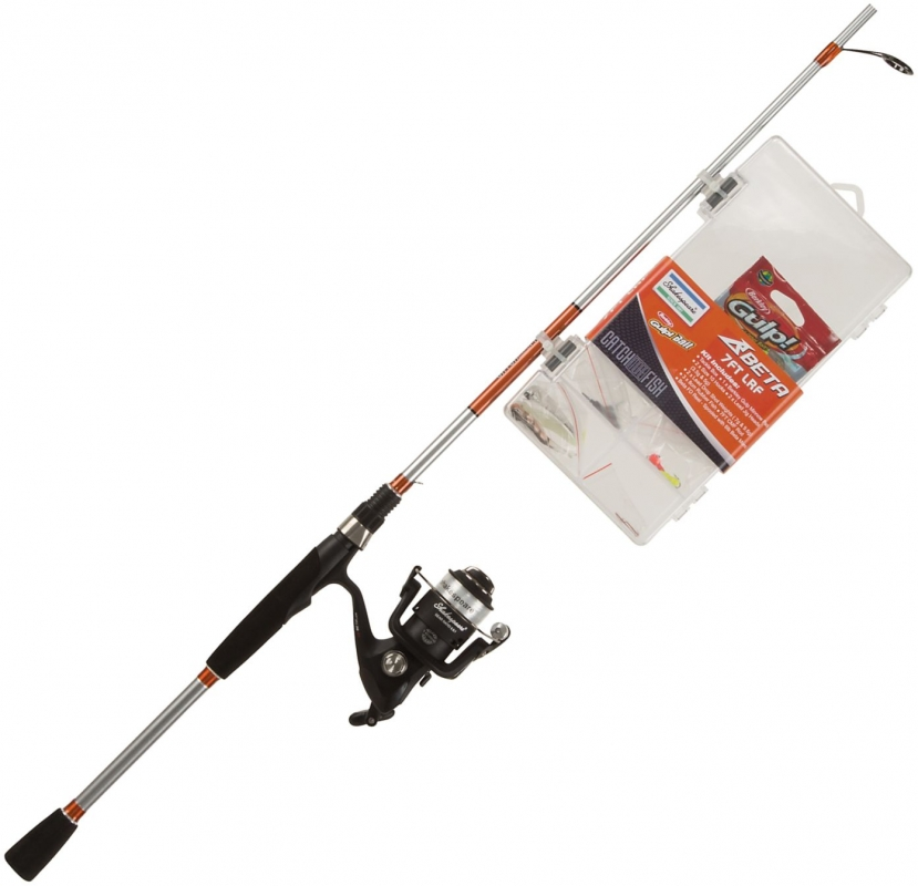 Shakespeare Catch More Fish 2 7Ft Lrf 5-15Gm